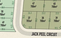 Lot 37, Jack Peel Circuit, Kellyville NSW