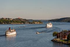 Boats in Stockholms archipelago (Henrik Axelsson) Tags: kvarnholmsbron nacka stockholm vatten water stersjn stockholmsln sverige se