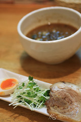 KCHE 013 (crazybluepanda) Tags: japan ramen tsukemen   dipping noodles