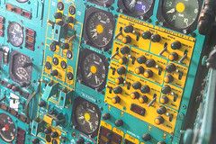 Tupolev TU-144 Panel (Prutchi) Tags: concord concordski tupolevtu144 sinsheim museum