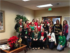 Christmas Ugly Sweater Day - Salinas