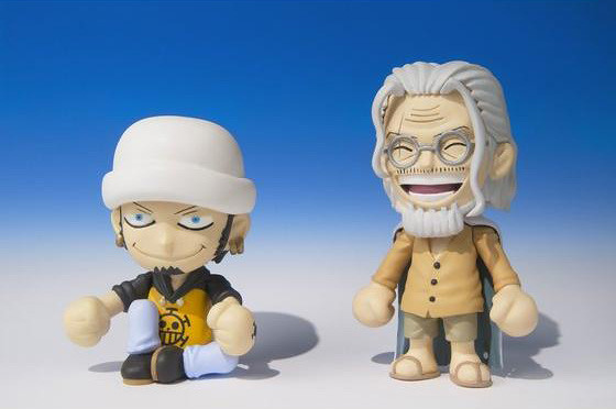 Bandai - one piece@be.smile 第三彈!
