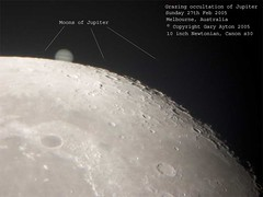 "Lunar occultation of Jupiter 2005 • <a style=""font-size:0.8em;"" href=""http://www.flickr.com/photos/44919156@N00/7890617106/"" target=""_blank"">View on Flickr</a>"