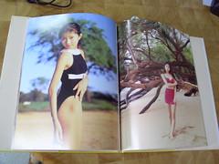 原裝絕版 1995年  榎本加奈子 KANAKO ENOMOTO 好奇心 寫真集 原價 2000YEN 中古品 2