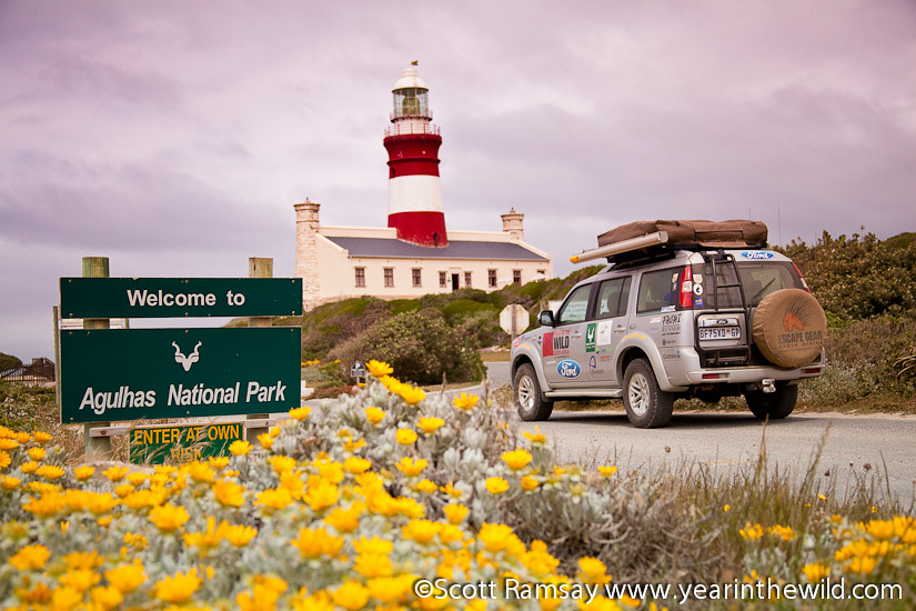 Agulhas National Park - South Africa