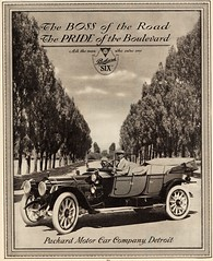 1912 Packard Six Touring Car (aldenjewell) Tags: car ad 1912 six touring packard
