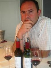 Jean-Pascal Vazart at L Evangile
