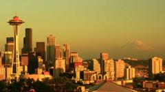 Seattle,WA By Khate Horasilp