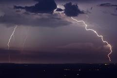 Orage (29/08/2012) (Regarde l-bas) Tags: storm thunder eclair orage ain bourgenbresse foudre ceyzeriat montjuly