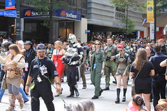 Dragon*Con - Day 2 - The Parade (Awesoman) Tags: costumes atlanta cosplay geeks nerds convention sciencefiction popculture dragoncon labordayweekend costumeparty atlantaga downtownatlanta dragoncon2012