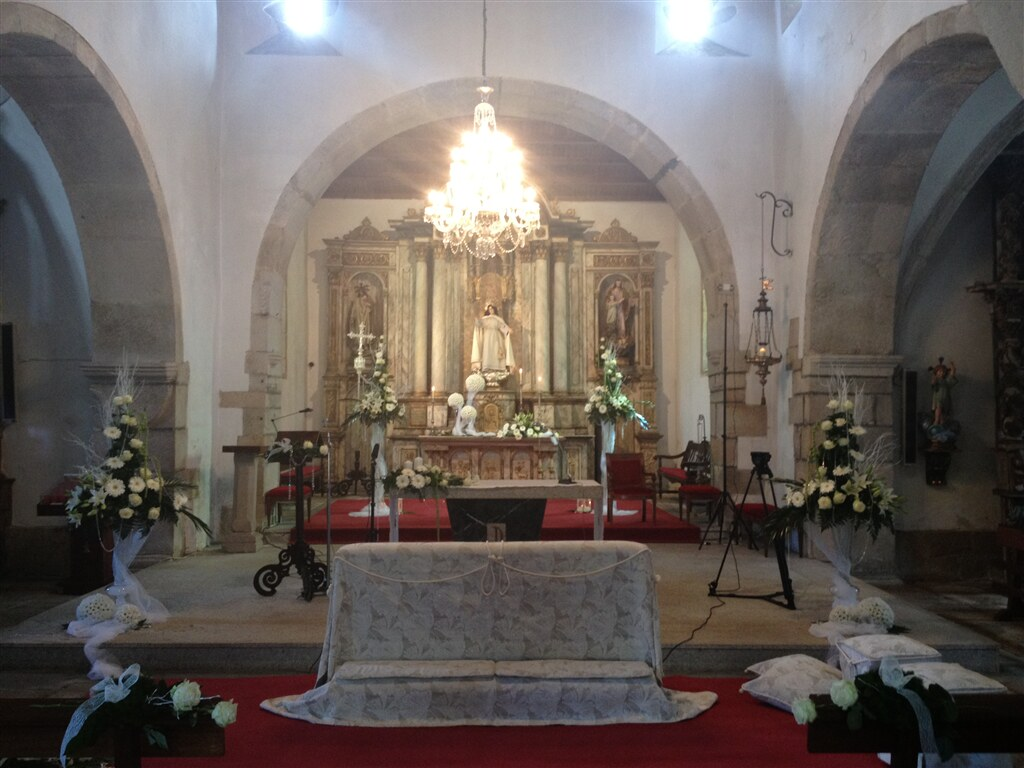 arreglo de iglesias
