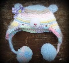 sweet bear hat