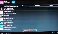 ฟังวิทยุ Online Smart TV Box
