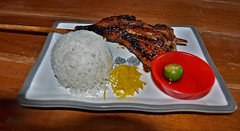 Jo's Chicken Barbeque with rice (pickled_newt ( busy again on n off B)) Tags: philippines negrosoriental sibulan joschickenbarbequewithrice