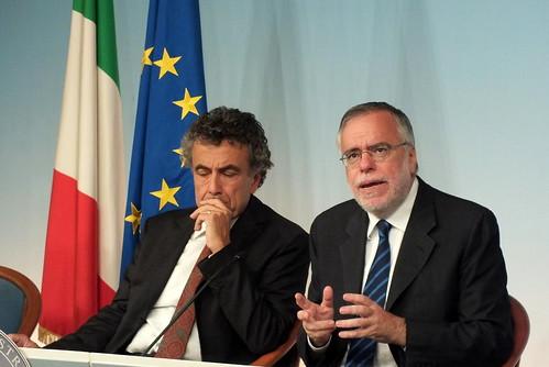 """11 settembre 2012: """"Giovani del non profit per lo sviluppo del Mezzogiorno"""""""