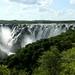 Ruacana Falls e outro lado, nosso destino Angola