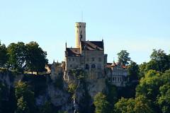 Schloß Lichtenstein (ute.mueller) Tags: castle september schloss lichtenstein 2012 badenwürttemberg reutlingen honau unterhausen schloslichtenstein