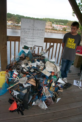 Trash that tells a story
