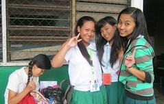 a chikita, illongas and a norteng koryana.. (Comrade_Jurisprudence d 2) Tags: teens schoolgirls amateurs bacolodcity bcnhs girlsonfacebook bacolodschoolgirls