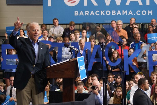 Joe Biden by marcn, on Flickr