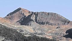 Red Peak / Yosemite National Park (Ron Wolf) Tags: california nature landscape nationalpark peak sierra yosemitenationalpark clarkrange