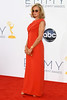 Jessica Lange 64th Annual Primetime Emmy Awards, held at Nokia Theatre L.A. Live - Arrivals Los Angeles, California