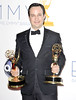 Danny Strong 64th Annual Primetime Emmy Awards, held at Nokia Theatre L.A. Live - Press Room Los Angeles, California