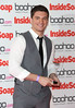 David Witts - winner The Inside Soap Awards 2012 held at One Marylebone London, England