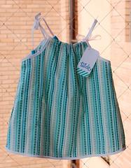 Vestido verano / Summer dress (~ tilde ~) Tags: handmade summerdress hechoamano kidscloth vestidoverano