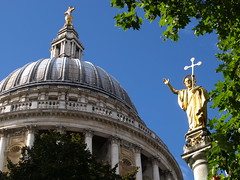 St Paul's Cathedral (17) (Tony Worrall Foto) Tags: uk england building london church architecture south stock icon holy dome british stpaulscathedral past iconic relic goldengallery whisperinggallery 2012tonyworrall