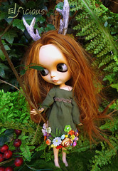 """Blythe Custom """"Little Deer"""""""