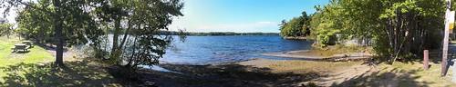 Fancy Lake beach