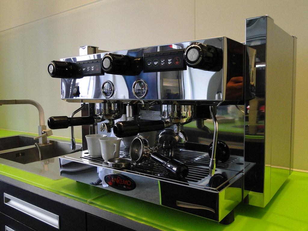 Machine A Cafe San Marco  Sprint