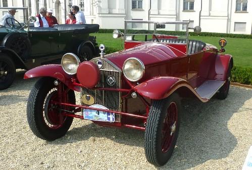 Lancia Lambda VI serie 1926