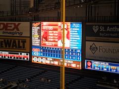 SAM_5538 (arctic_whirlwind) Tags: baseball tampabay baltimore rays orioles 2012 tropicanafield tampabayrays mattwieters wieters