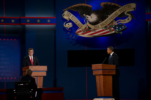 Presidential Debate - October 3rd, 2012 by Barack Obama, on Flickr