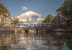 Utrechtsestraat (milliped) Tags: 10g keizersgracht utrechtsestraat lijn4