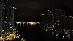 Miami River from Epic Miami (miamism) Tags: epic miamiriver miamiviews brickellkey miamiskyline miamirestaurants miamirealestate epicmiami miamisms area31 epiccondos