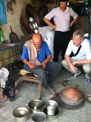 Travail du cuivre: talent ancestral 2