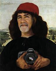Piero (Gian Boy) Tags: canon renaissance piero botticelli rinascimento fiumeazzurro gianboy ritrattovirile