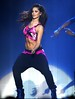 Cheryl Cole performs live at the Capital FM Arena on the third night of her 'A Million Lights' tour