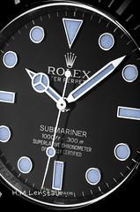 L1001940-2 (H.M.Lentalk) Tags: leica t typ 701 adapter leitz macro elmarit r 60mm product watch time timepiece uhren rolex submariner luxury