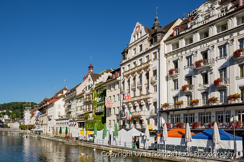 Rathausquai : Luzern