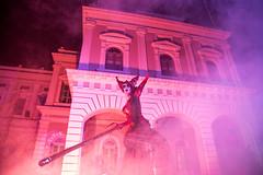 Singapore Night Festival 2016 - Invasion by Close-Act (NL) (gintks) Tags: gintaygintks gintks singapore singaporetourismboard sg51 yoursingapore exploresingapore sgnightfest sg2016 holland nationalmuseumofsingapore closeact