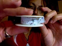 Foto criada em 2016-03-09 as 02.49 #2 (Atelier Renata GAM) Tags: photobooth reciclagem na embalagem do esparadrapo atelier renata gam