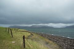 Kirkjufell 13 (sarahmonious) Tags: kirkjufell snfellsnespeninsula snfellsnes mountain churchmountain fog clouds ocean ringroad route1iceland route1 iceland iceland2016 traveling
