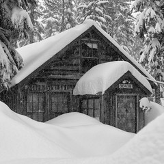 Winter, Government Camp (Scott Withers Photography) Tags: governmentcamp mthood oregon