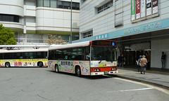 Wakayama Bus 200-2 74 and 200-2 60 (mj.barbour) Tags: nissan diesel space runner wakayama bus 2002 74 60