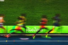 """Too fast... See you soon..."" - Rio 2016 - Rio de Janeiro - Brasil (TLMELO) Tags: brasil brazil riodejaneiro olimpics olimpadas engenho 5000 mofarah atletismo athletics rio rio2016 games fast faster run corrida correr"