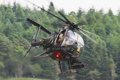 (scobie56) Tags: boeing ah mh 6 little bird united states army 160th special operations aviation regiment airborne night stalkers fort campbell kentucky exercise jaded thunder 2016 black hawk down fame otterburn range live firing